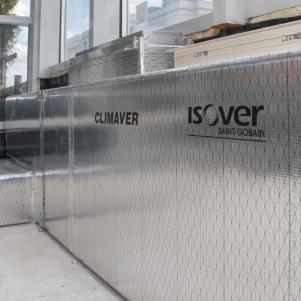 Воздуховоды CLIMAVER